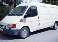 Ford TRANSIT TURBO DIESEL '01